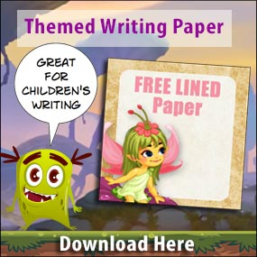 Free Printable Stationery for Student Writing