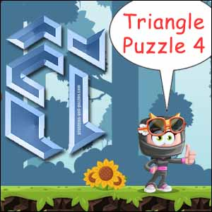 form a triangle puzzle 4