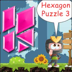 hexagon puzzle 3